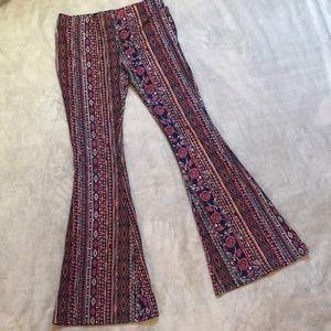 Soft boho pants